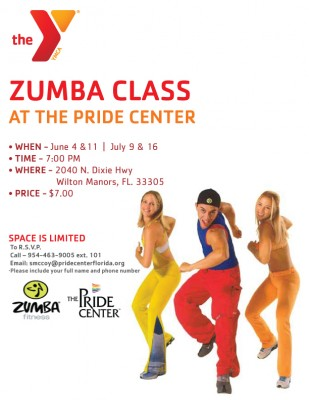 Upcoming Zumba Classes