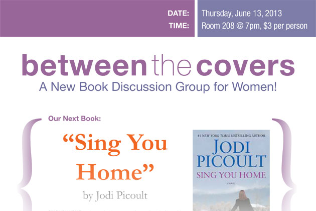 New Book Discussion June 2013