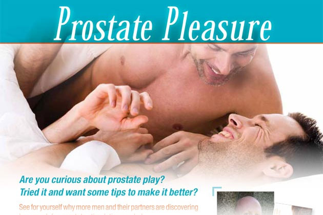 Prostate Pleasure Dialogue