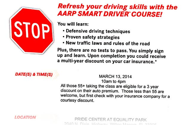 AARP Driver Safety Refresher Driving Course for Seniors