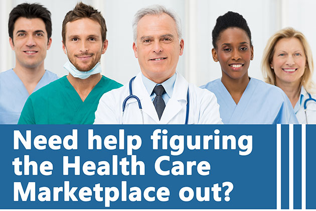 Need Help Figuring the Health Care Marketplace Out?