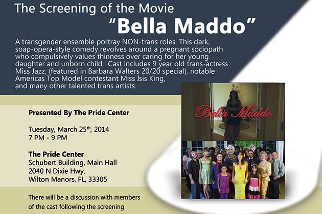 Screening of the Movie: Bella Maddo