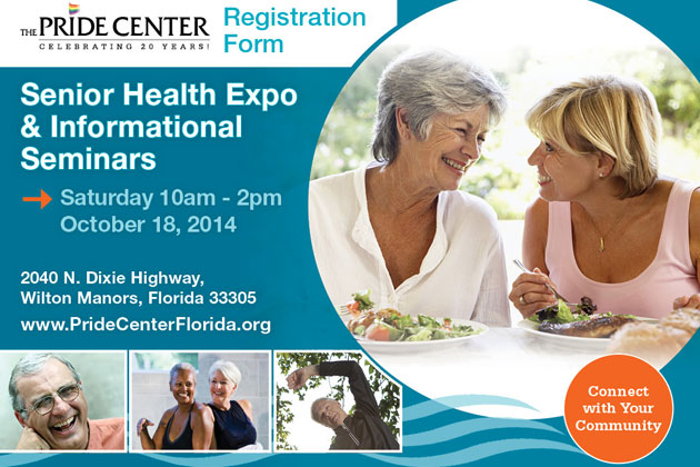 Senior Health Expo & Informational Seminars
