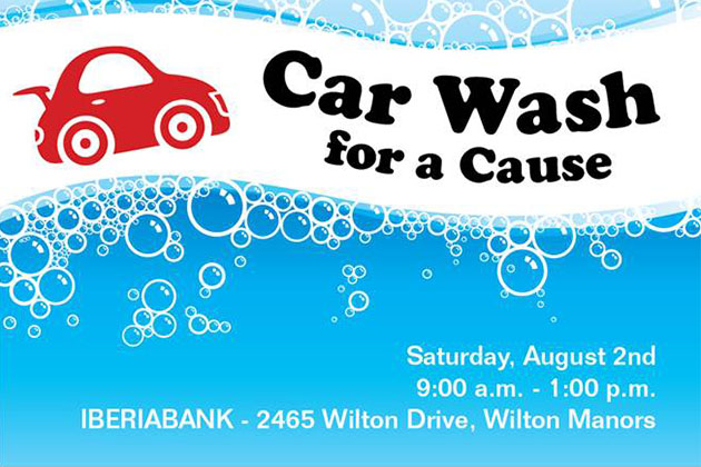 Car Wash For A Cause