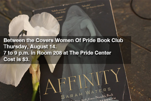 Between the Covers Women Of Pride Book Club