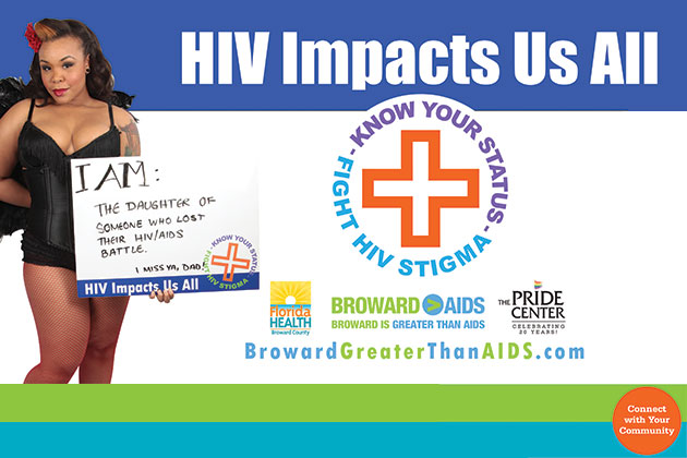 HIV Impact Us All